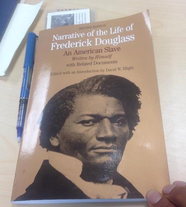 Why was Frederick Douglass successful in his life? maybe things like reading... this is for an essay?
