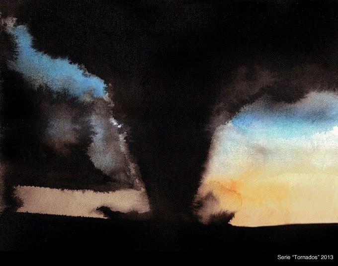 "Serie ""Tornados"""