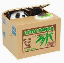 Eco Baby Tabung Mini Atm Machine Mischief Saving Box
