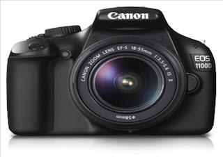 Harga dan Spesifikasi Canon EOS 1100D Kit
