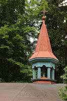 "Rokole - dřevěná stavba ""Loreta""/Rokole - The Wooden Building ""Loreta"""