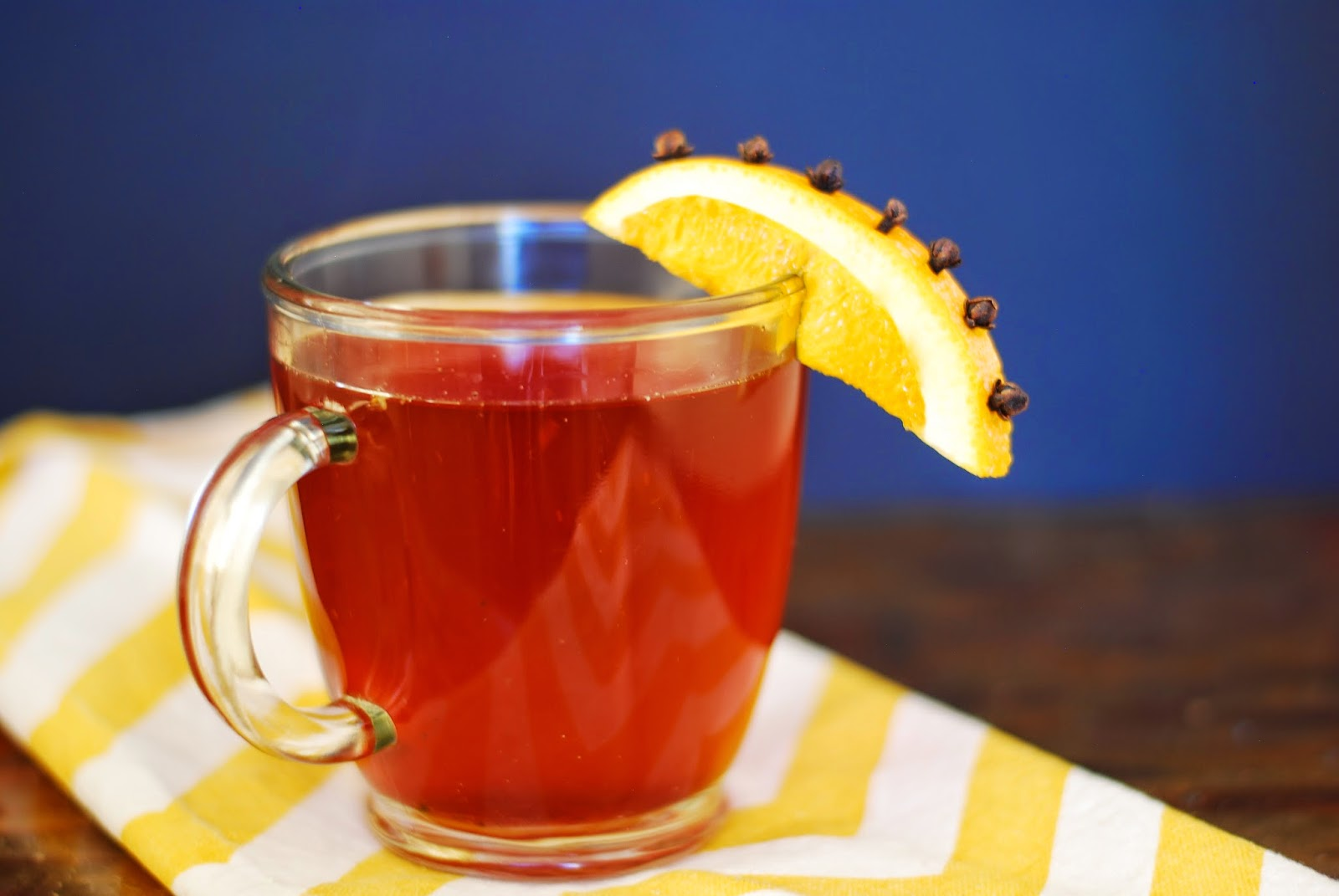 Call Me Fudge: Happy Hour: Peppered Ginger Hot Toddy