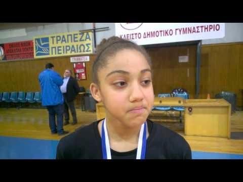 Ελένη Τσινέκε: «Δίκαια πήραμε το κύπελλο»
