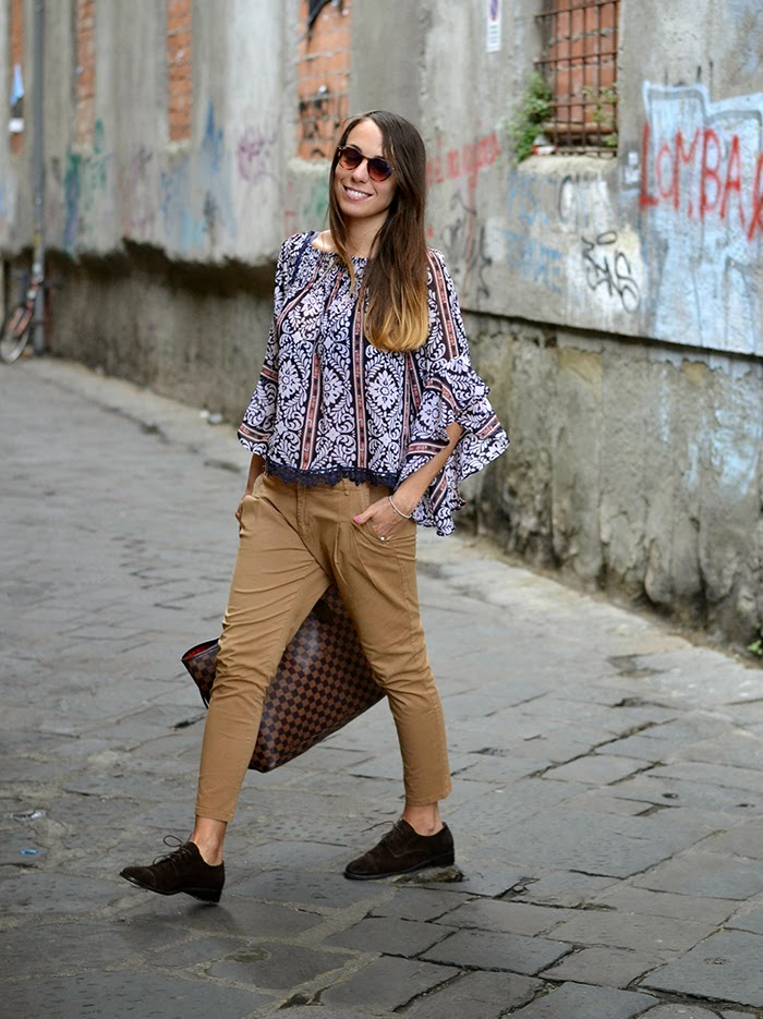 boho casual outfit