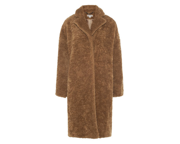 whistles teddy coat