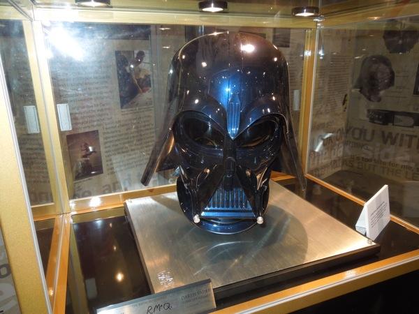 Darth Vader concept helmet Star Wars