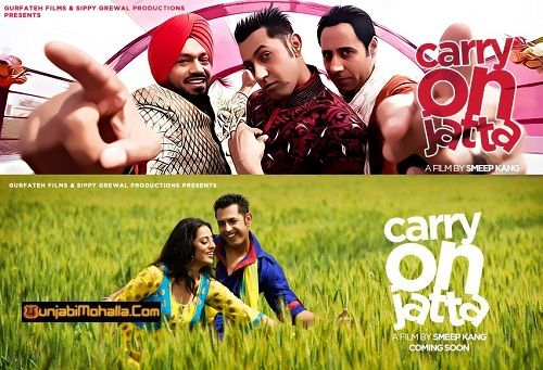 Carry On Jatta 2 Punjabi DVDScr MB x Full Movie Punjabi Movies