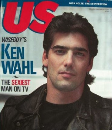 Ken Wahl until I got to Ken Wahl