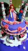 Abigail's Dancing Princess Cake