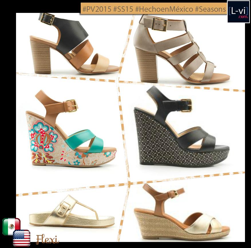 [SS15] Flexi Shoes for her   L-vi.com