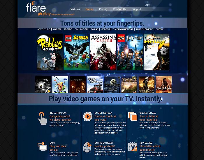 Flare Play Gaming