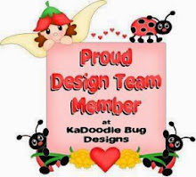 Happy to be a part of KaDoodle Bug Designs DT