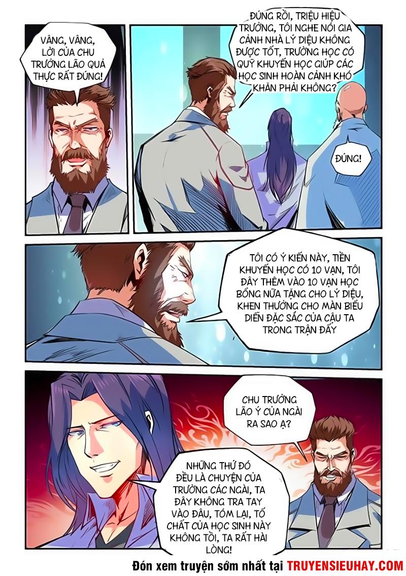 Tu Chân Tứ Vạn Niên trang 18