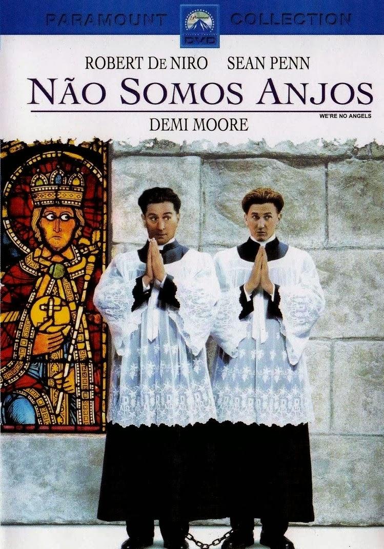 Não Somos Anjos – Dublado (1989)