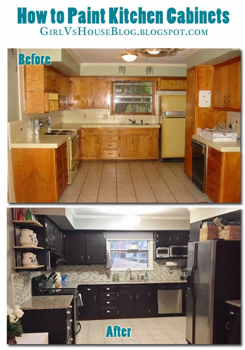 Refinishing Cabinets With Oil Based Paint
