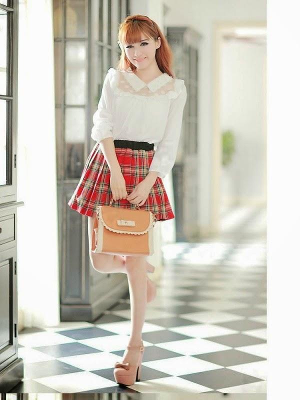 Baju Terbaru di Korea