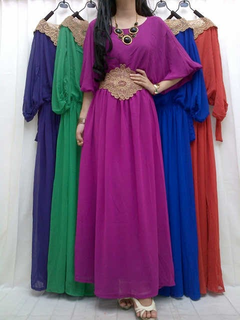 Gamis Sifon fit to L