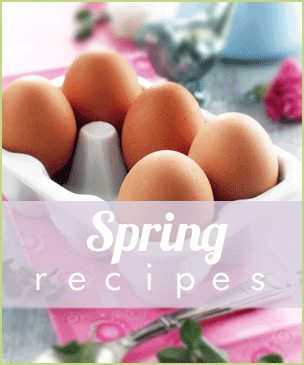 My GF Recipes for Spring