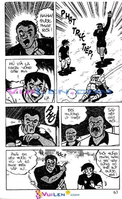 Jindodinho - Đường Dẫn Đến Khung Thành III Tập 29 page 63 Congtruyen24h