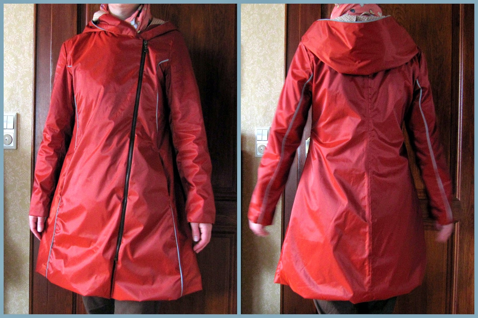 little el: Regenmantel/Raincoat \
