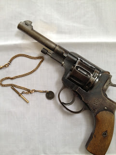 Olive Tree Genealogy Blog: A Genealogy Mystery: The Gun & the Watch Fob