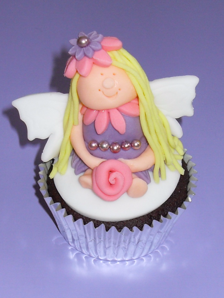 Cupcake - Cake Fairy