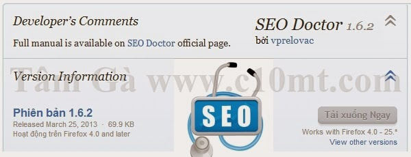 Download SEO Doctor