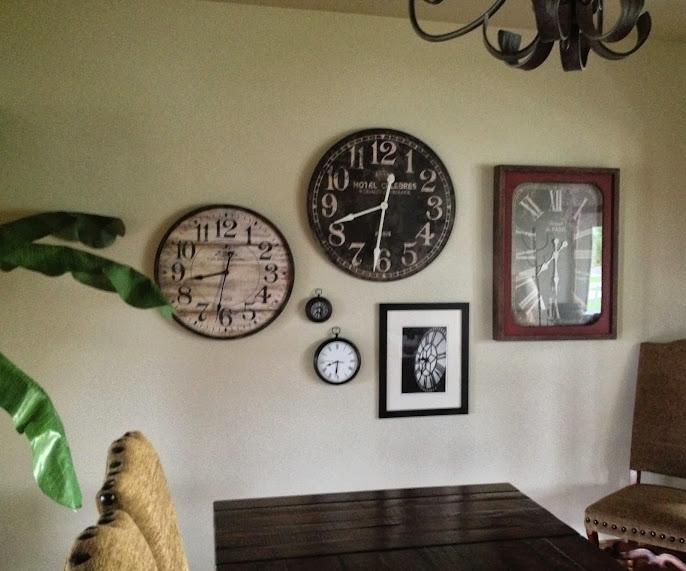 #9 Clock Design Ideas