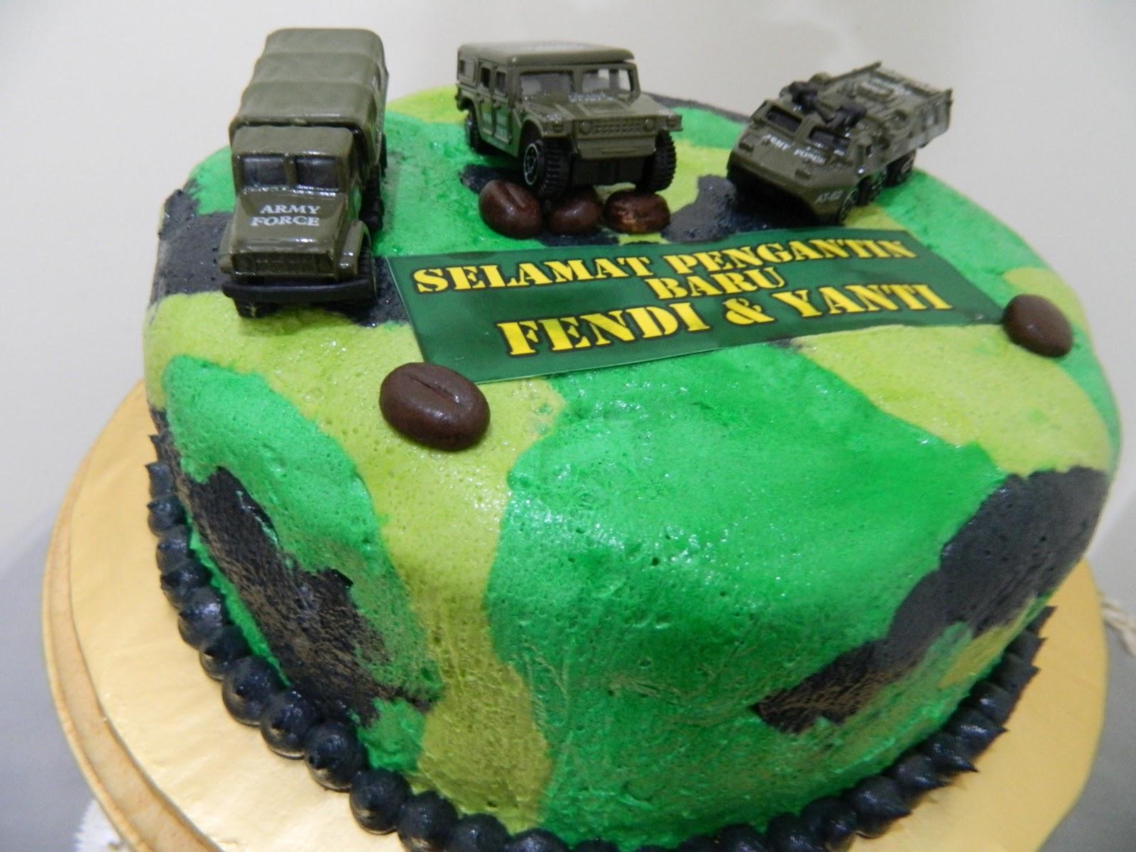 I Heart 1978cakes Army Cake