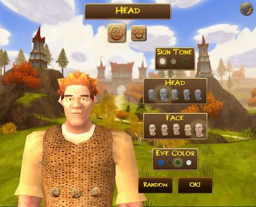 A Mystical Land jogo de browser