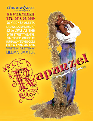 Runaway Stage Presents Award Winning Children's Play Rapunzel