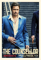 The Counsellor Brad Pitt Westray
