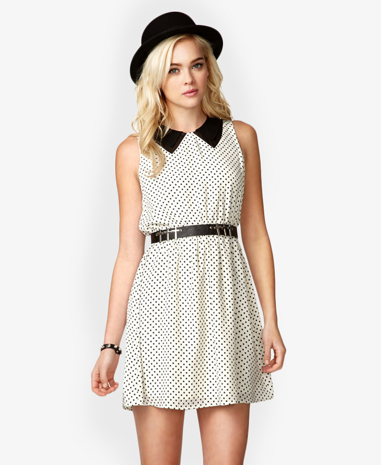 dress: Forever 21 2013 Spring Summer Dress Collection