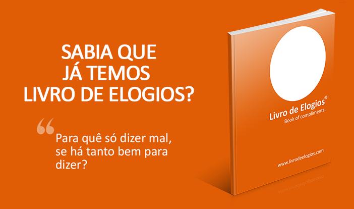 Livro de Elogios!