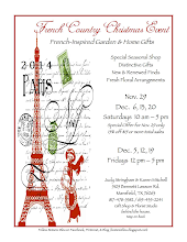 French Country Christmas Event