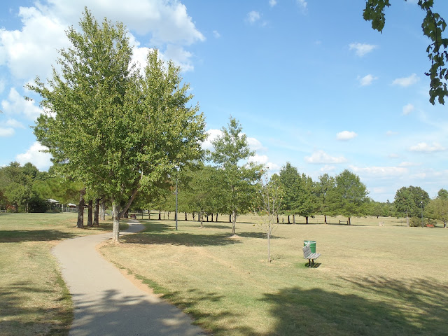 Gulley Park Fayetteville Arkansas