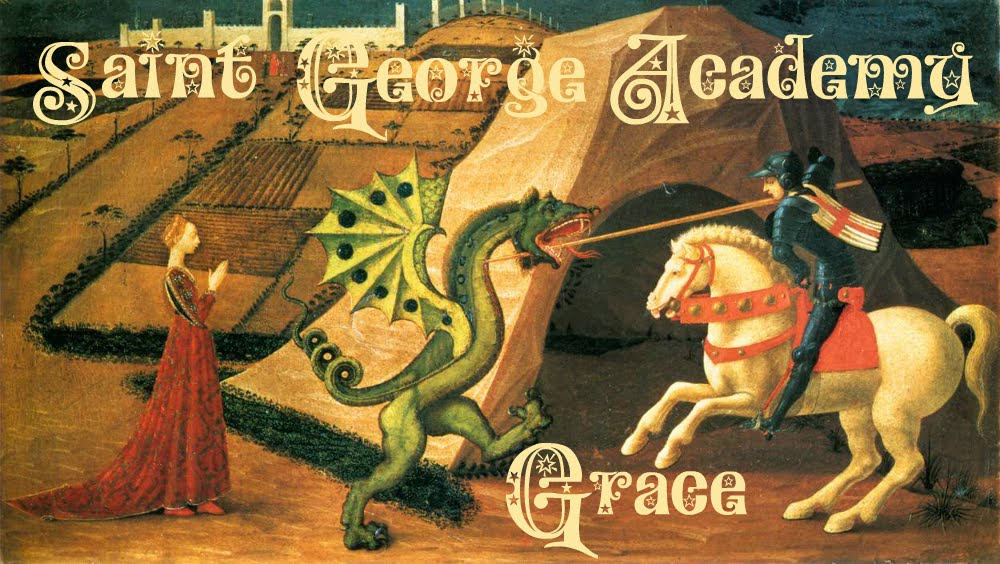 Saint George Academy with Grace
