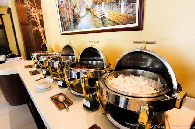 Caffe San Marco of Hotel Venezia in Legazpi City