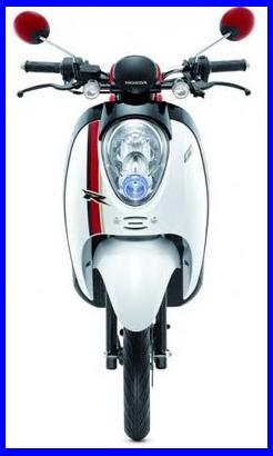 Gamabar Foto Modifikasi Motor Terbaru Honda Scoopy Tampil dengan 3 Warna Baru1.jpg