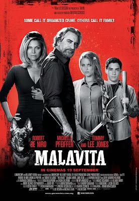 Malavita movie Poster malaysia large