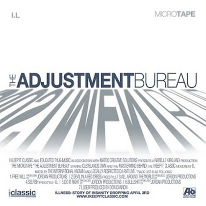 Adjustment Bureau Mixtape