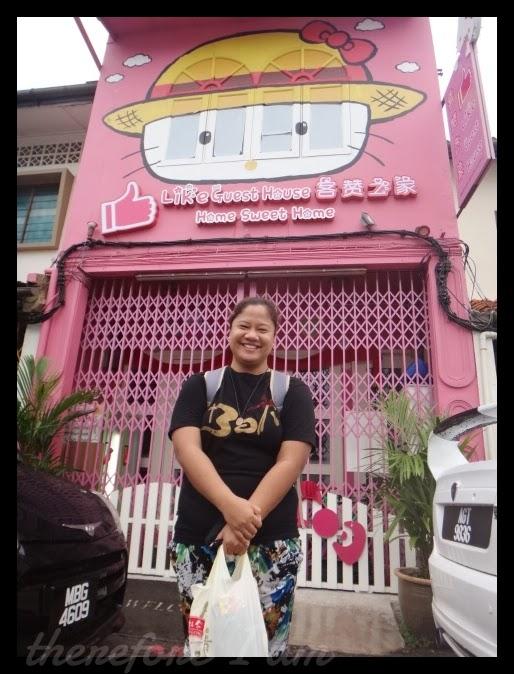 Hello Kitty Hotel : Like Guest House Home Sweet Home