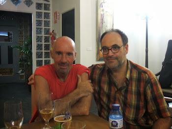 Amb l'Enric Hernàez