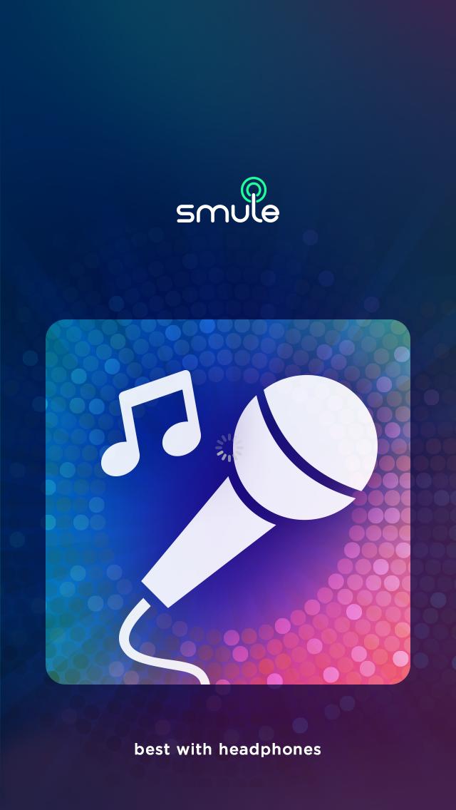 Karaoke smule
