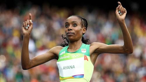 """Recordista acusada de irregularidade diz: """"Meu doping é Jesus"""""""