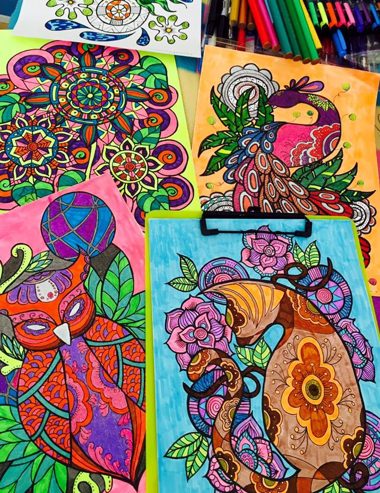 Kolorista Colouring Book In Philippines
