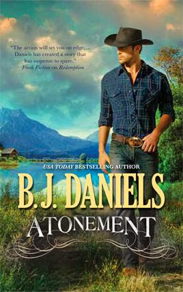 ATONEMENT by B.J. DANIELS