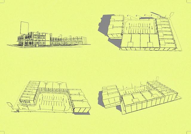 Site Plan Perkantoran