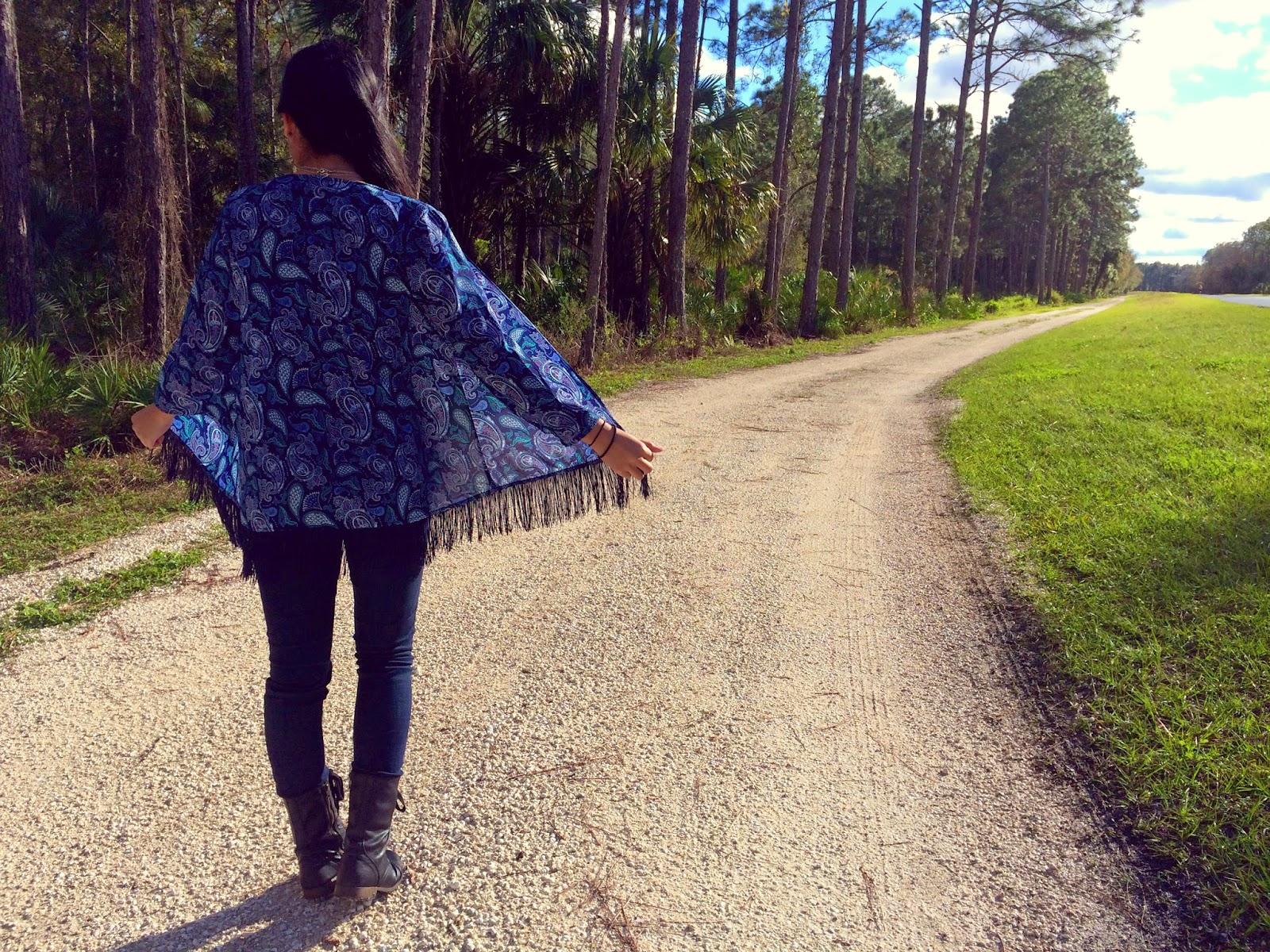 paisley kimono, how to style a kimono