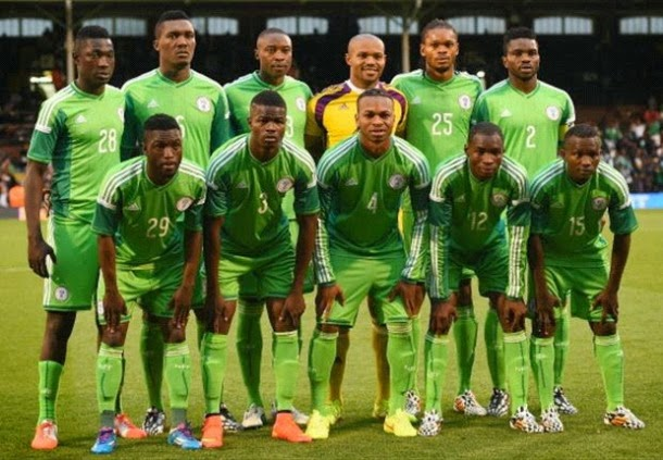 Super Eagles in Uyo, Solicit Support From Nigerians